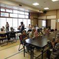 坂戸より 城山荘でカラオケ大会開催