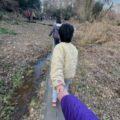 冬休みの活動⑥ お散歩