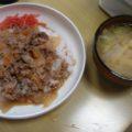 牛丼作り🍴